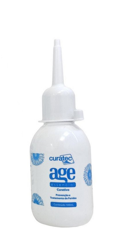 Óleo AGE Essencial Curatec 100ml