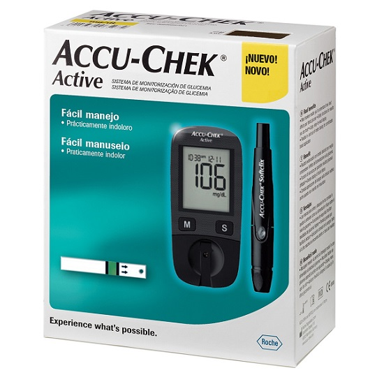 Kit Accu-Check Active