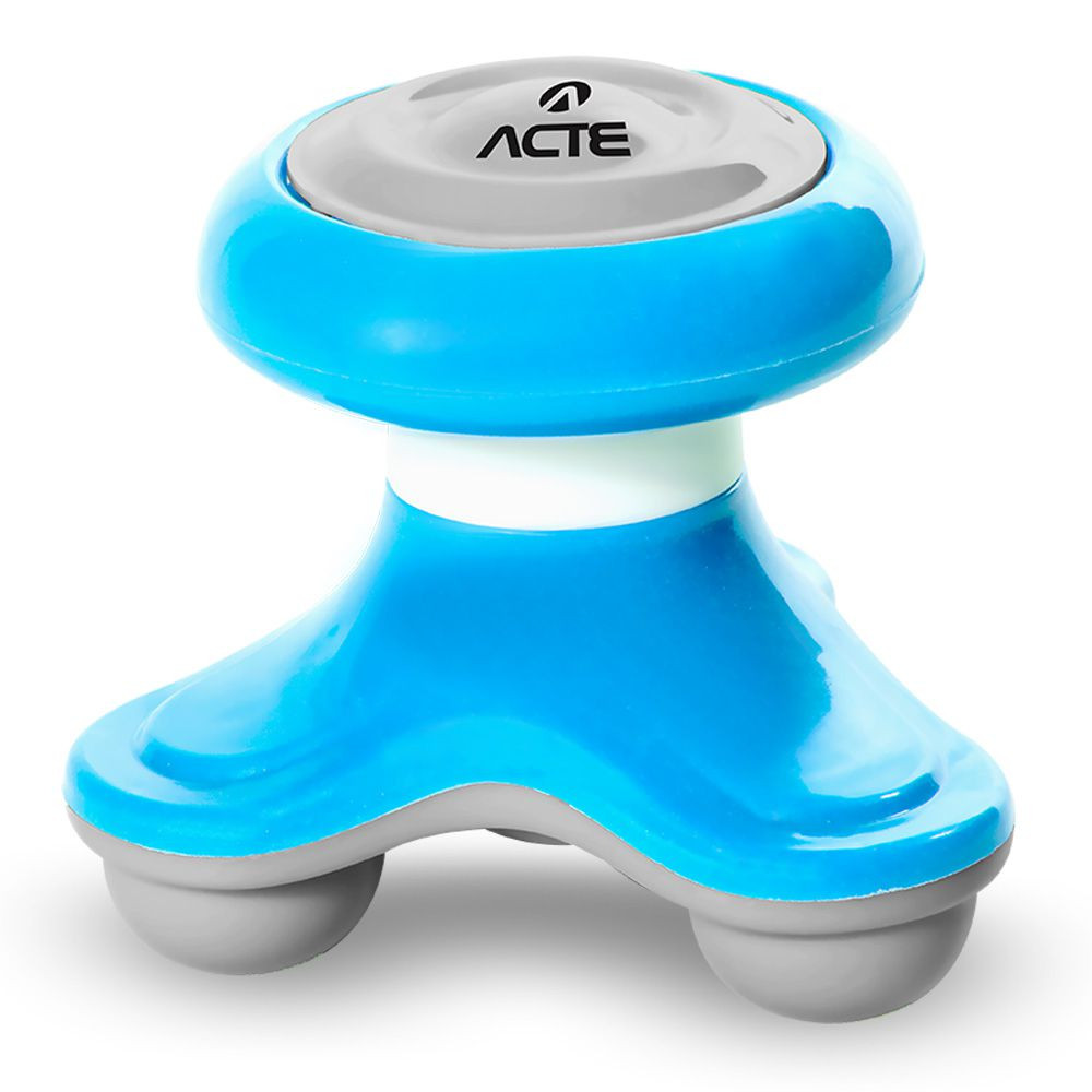 Mini Massageador Corporal Azul Acte
